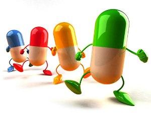 Применение витаминов при герпесе на половом члене