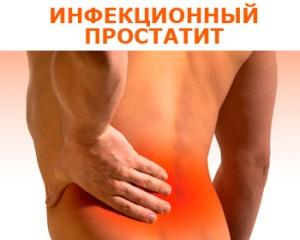 Последствия инфекционного простатита
