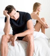 пропадает эрекция во время секса