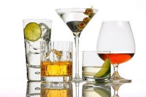 Влияние алкоголя в небольших дозах
