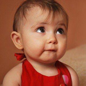 Ребенок, которому менее трех лет