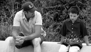 Отец спрашивает сына о симптомах (болезнь варикоцеле)