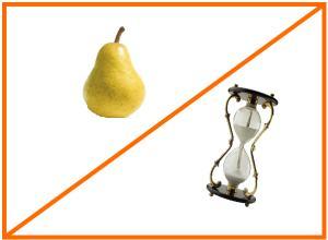 Груша или песочные часы (статья о гидроцеле)
