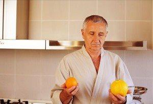 Правильное питание мужчин после 50 лет