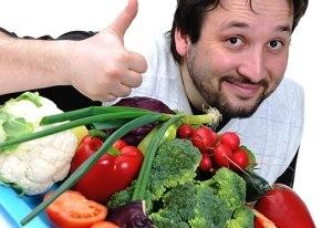 Здоровое птание для мужчин за 40