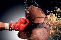 Алкогольный гепатит безжалостно бьет по печени