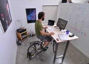 Офис и спорт, как быть в форме все время работая