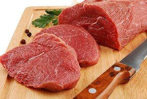 Нежирное мясо — хороший продукт для употребления в возрсте после 50
