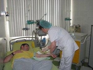 Лечение гепатита G проводится в стационаре