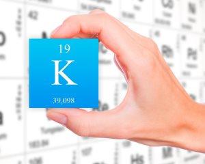 Калий — необходимый элемент в питании мужчины