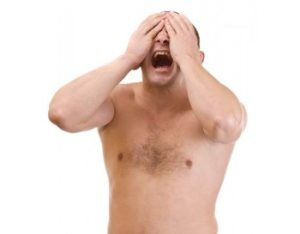 Дискомфорт в урерте у мужчины при трихомониазе