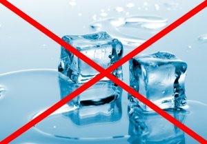 После операции при перекруте гидатиды яичка всему холодному — нет!