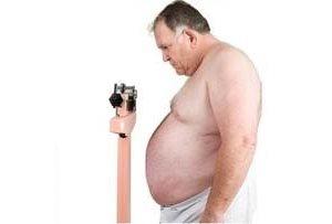 Одна из причин ослабления потенции — ожирение