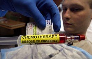 При лечении рака гортани могут назначить химиотерапию