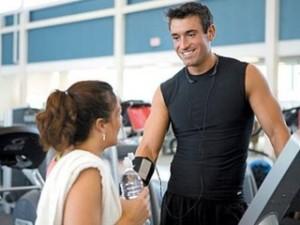 Как познакомиться с девушкой в спортзале?