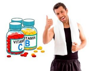 Витамины для повышения потенции у мужчин