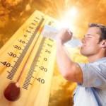 Питание мужчины летом