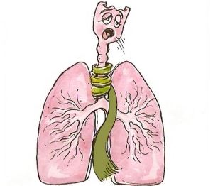 Не традиционное лечение рака легких